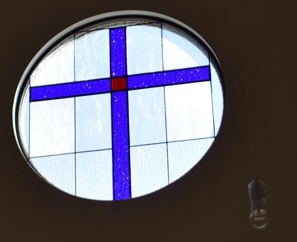 和泉バラ窓